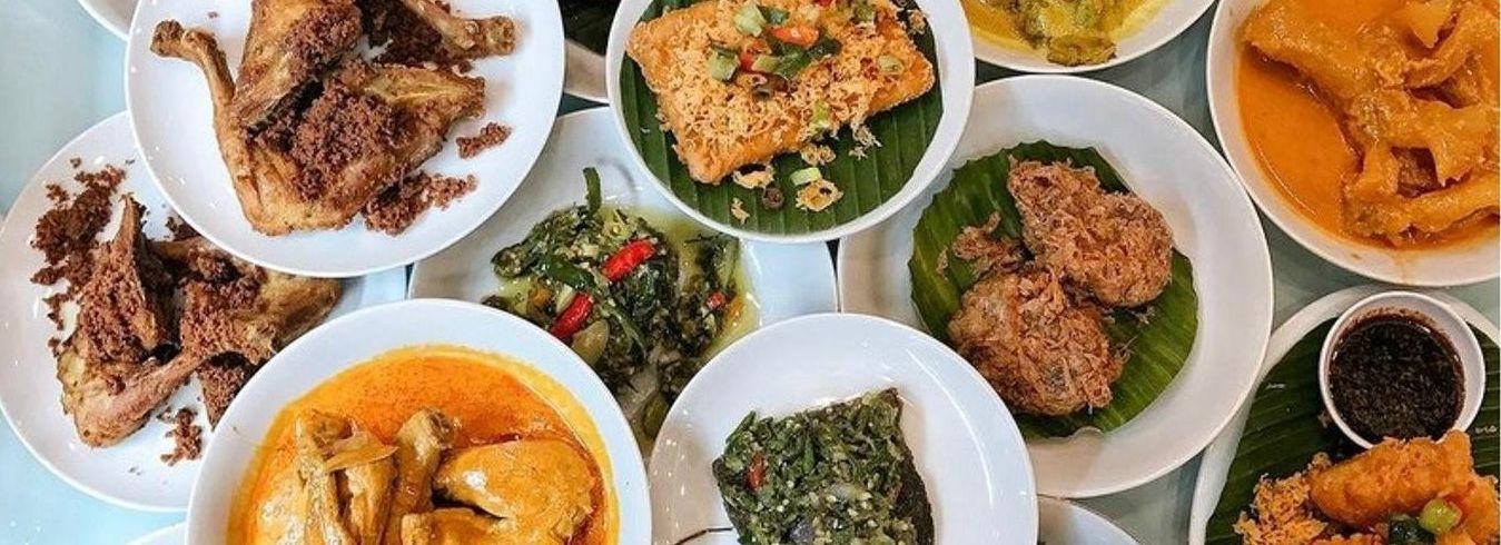 5 Rumah Makan Padang Paling Enak di Jakarta, Nomor 5 Wajib Dicoba!