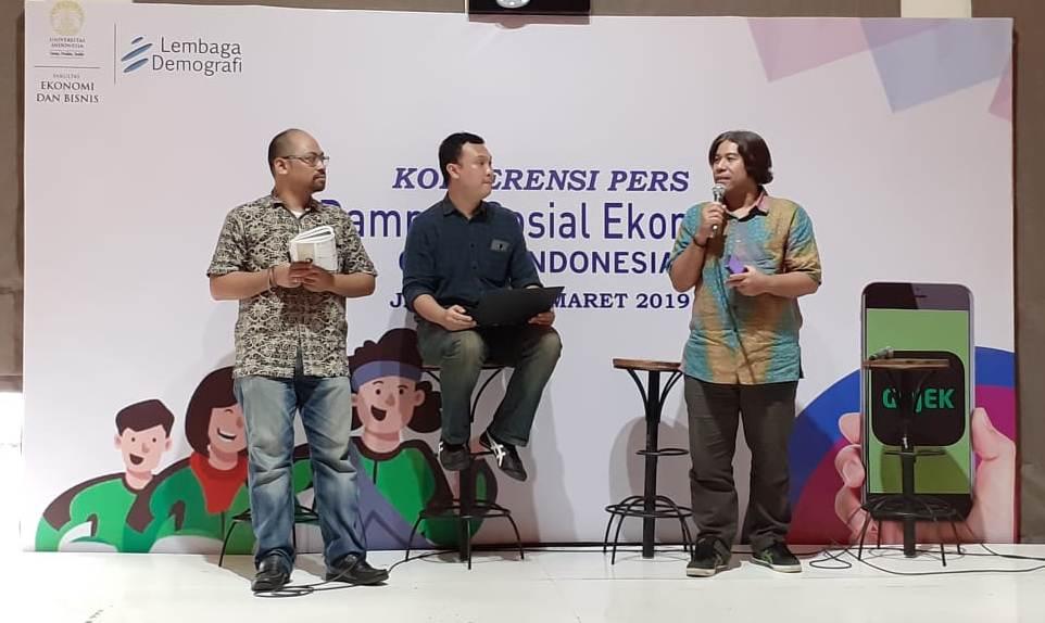 Universitas Indonesia Research: GOJEK contributes US$ 3 Billion (IDR