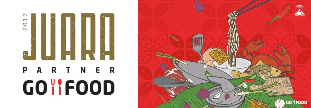 Malam Juara GO-FOOD, Apresiasi Kepada Partner GO-FOOD Seluruh Indonesia