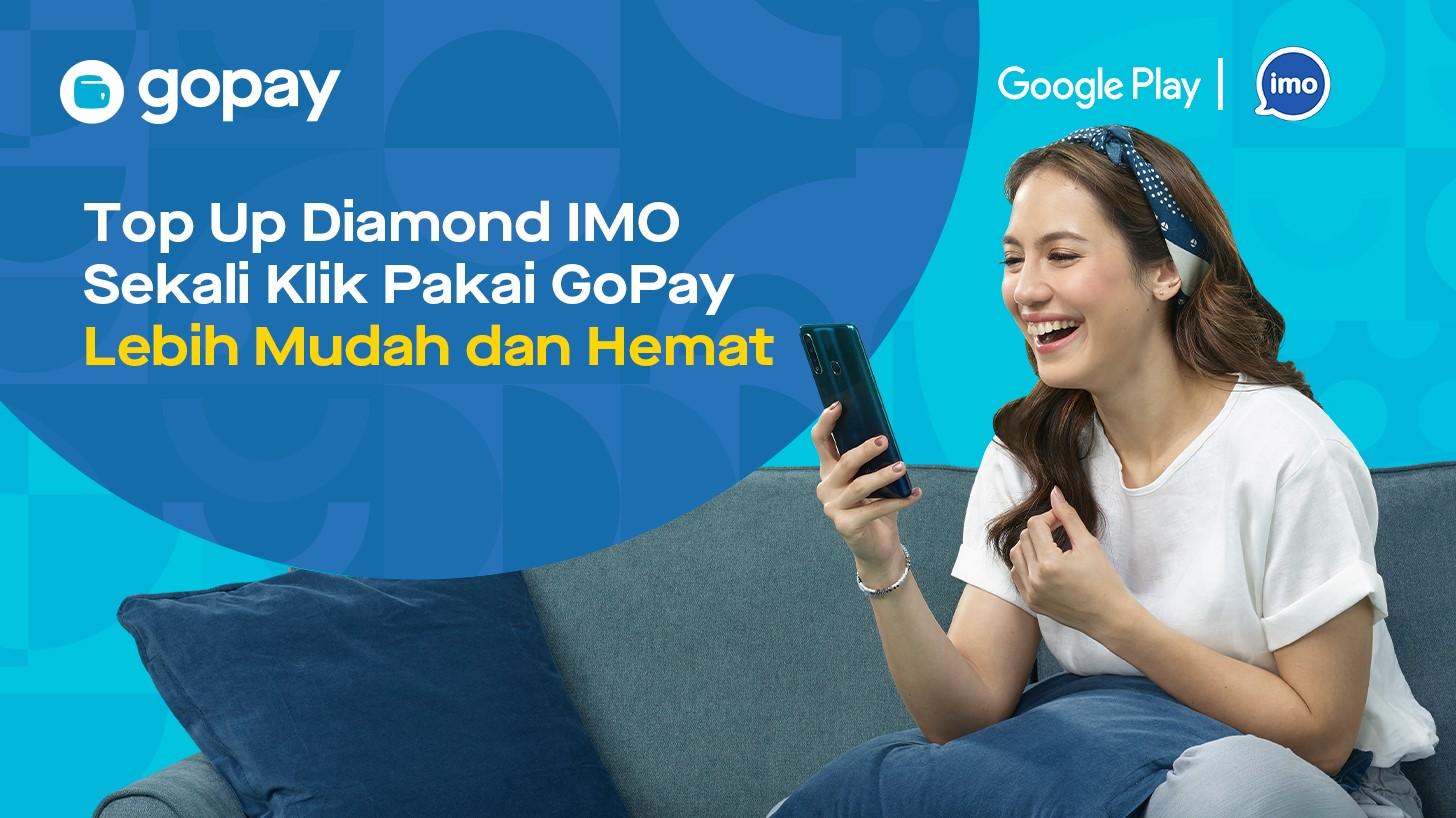 Promo Imo Di Google Play Cashback 75 Hingga Rp25 000 Gopay