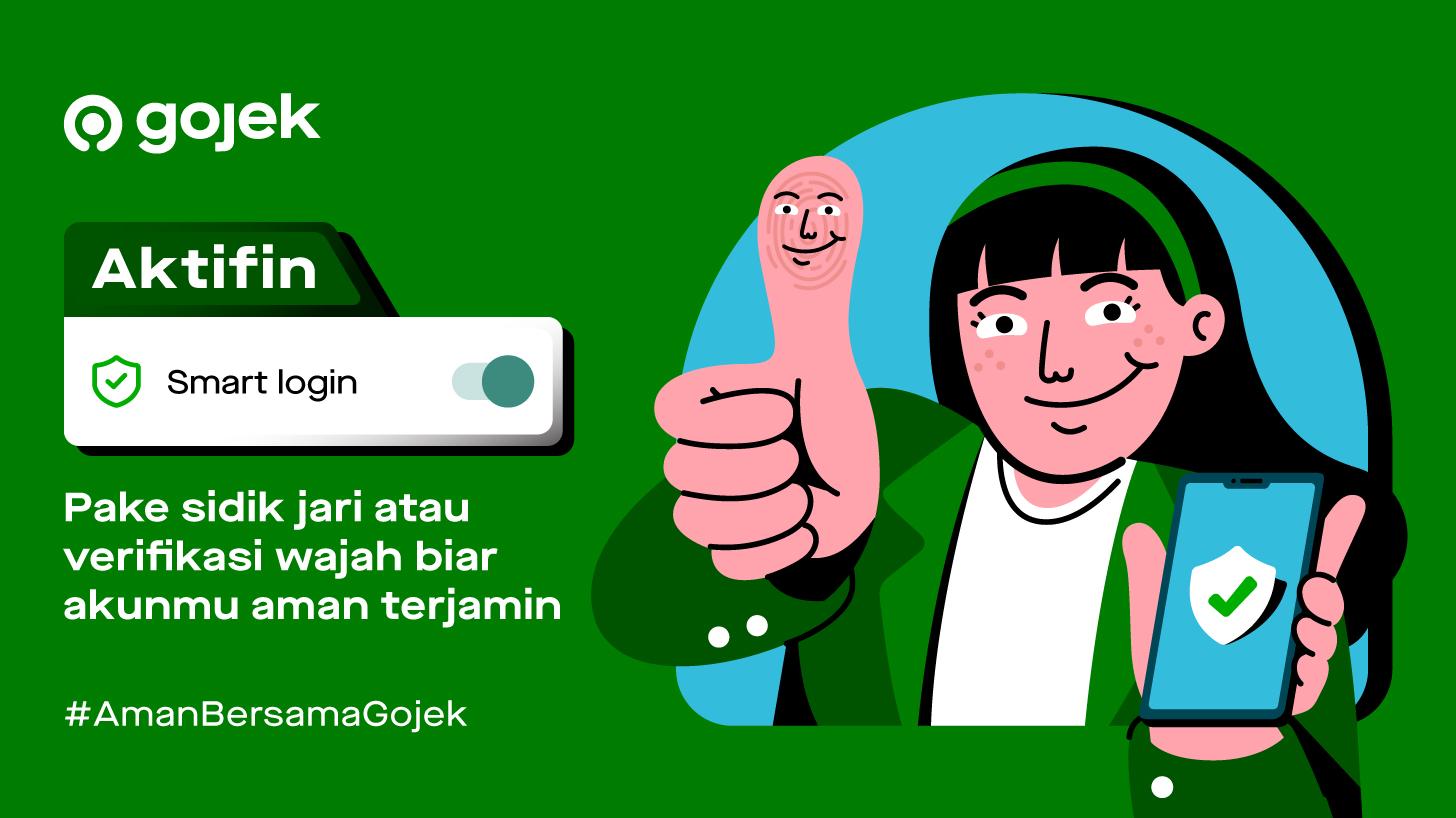 ShopeePay, Gojek, and Grab Use Biometric to Increase Security