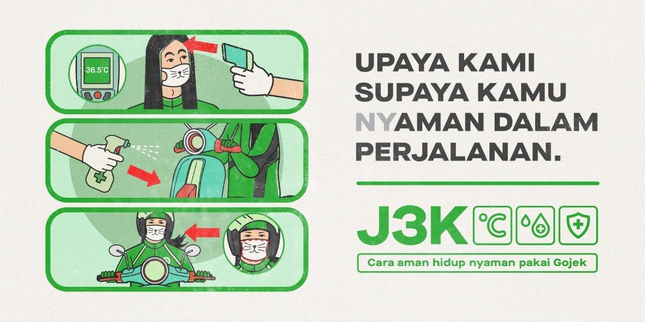 Gojek Expands the J3K Comfort Zone at Jabodetabek Station