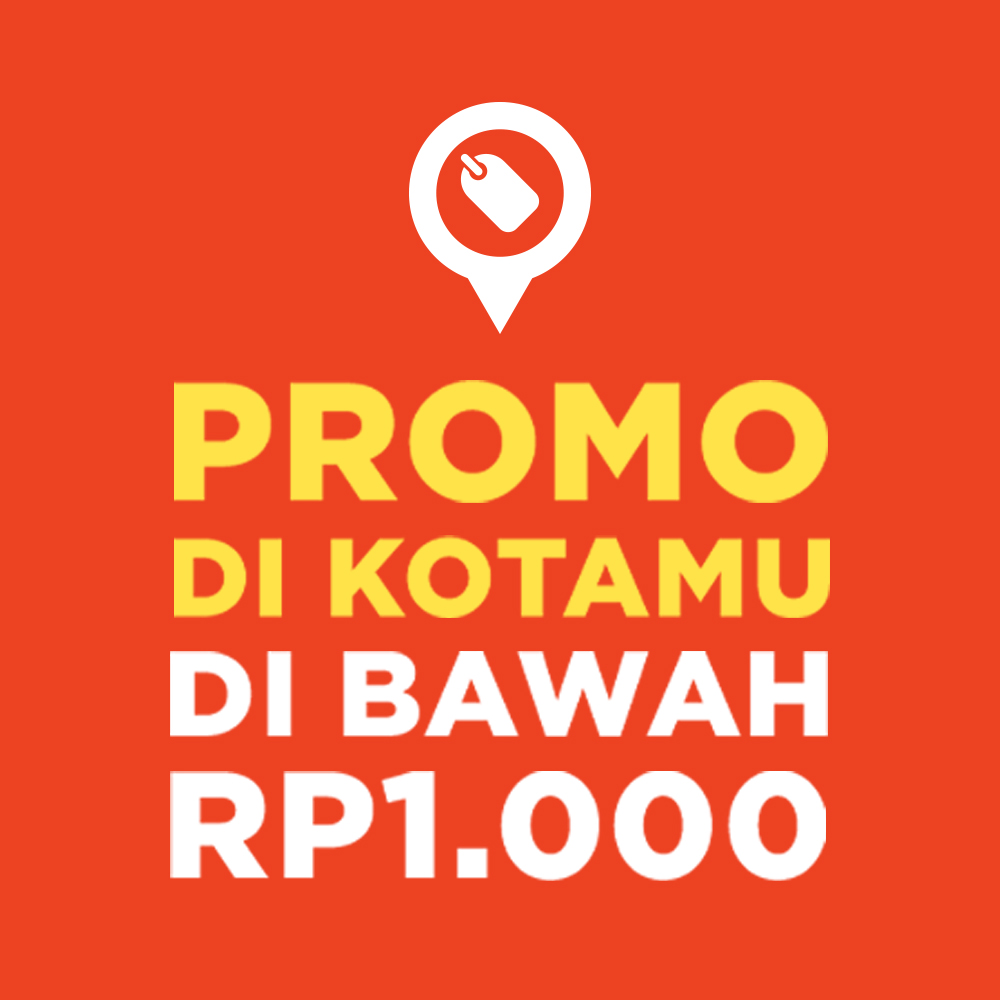 Go Jek Merchant: Program GO-DEALS: Voucher Serba Rp 20.000 & Rp 20!