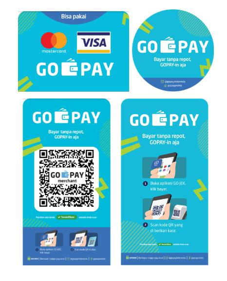 Gopay Gojek: GO-JEK Indonesia